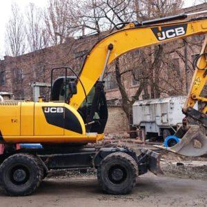 ЭКСКАВАТОР JCB-160